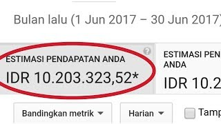 Video Gaji Pertama 10jt dari YouTube? | Transfer Via Rekening bank BNI MP3, 3GP, MP4, WEBM, AVI, FLV Desember 2017