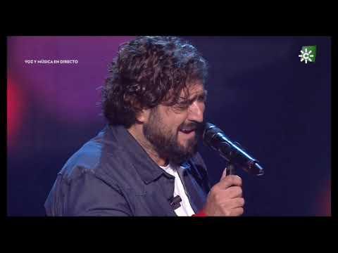 """Antonio Orozco canta Entre sobras y sobras me faltas en """"El show de Bertín"""""""