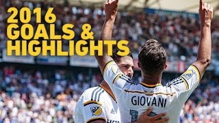 LA Galaxy's Giovani dos Santos' best goals and highlights from 2016. #FireEditCredit: US Soccer Soul Subscribe to our channel ...