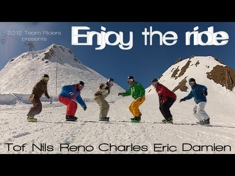 [Snowboard 2012] Enjoy the Ride