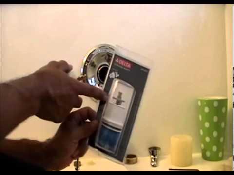 Delta Tub/Shower Cartridge Faucet Series 1300/1400 Repair