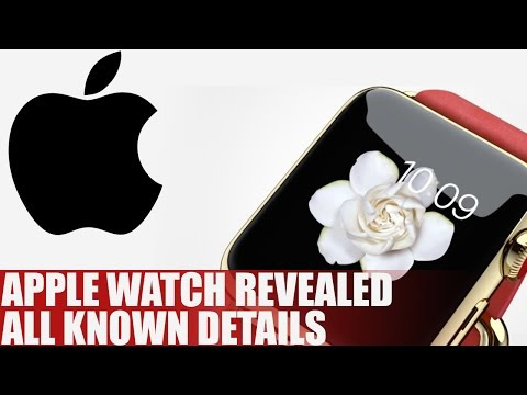 Binary News | Apple Watch Reveal – All Currently Known Details On The Wearable Device