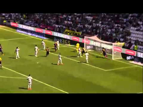 AMPLIO RESUMEN Cordoba CF – FC Barcelona 0-8 [02-05-2015] All Goals & highlights