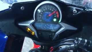 6. HONDA CBR250R ABS