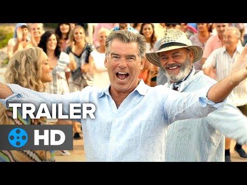 Mamma Mia! Here We Go Again Trailer #1 (2018)