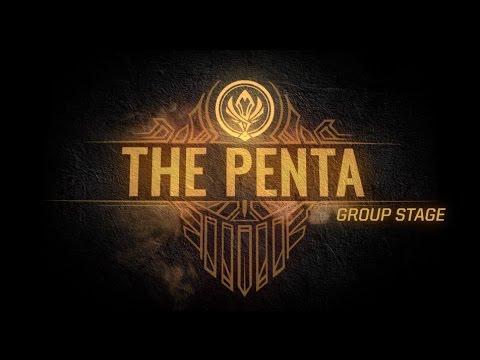 The Penta Top 5 best plays - 2017 MSI Group Stage