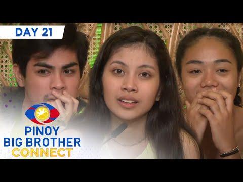Day 21: Justin, Mika at Aizyl, nakatanggap ng mensahe mula sa kanilang pamilya   PBB Connect