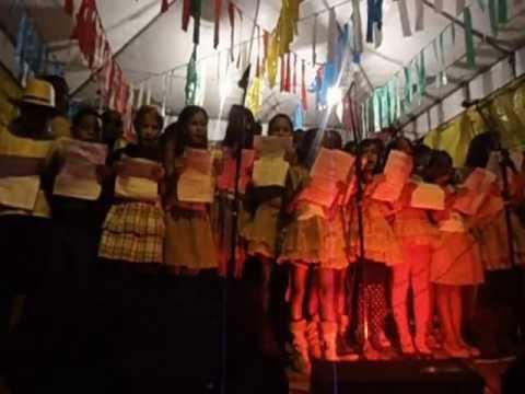 Asa Branca - Coral da Escola Clodoaldo Costa (Jiquiriçá - Bahia)