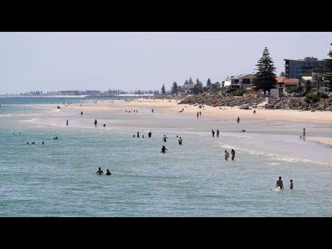 Australien: Freibier wegen Rekordhitze von fast 50 Gr ...