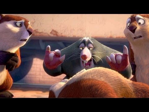 The Nut Job Clip 'She's Fine'