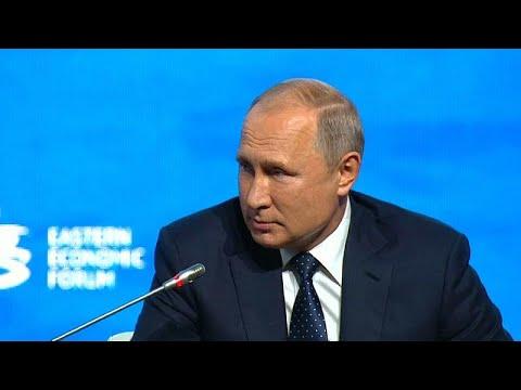 Russland/Ukraine: Putin kündigt Gefangenen-Austausch  ...