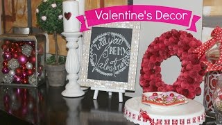 V-day $0 decor collaboration with the lovely Trudy Lindsay & Shelly's Home Life (links below). Mission: create a display in a particular area using items already in our home & spend no money but DIYs are allowed ;). Link to Trudy's $0 decor challenge video: https://www.youtube.com/watch?v=qZNzsIYHTDsLink to Trudy's channel: https://www.youtube.com/channel/UCu7-N03fWtFizxVXuQYr3Rw (Subscribe to her...she's awesome!)Link to Shelly's Home Life $0 challenge video: https://www.youtube.com/watch?v=XGf9ssjLStwLink to Shelly's Home Life channel: https://www.youtube.com/channel/UCO0ShVvvFoLrBcfSs8C5wYwAlso watch my DIY Valentine's wreaths video: https://www.youtube.com/watch?v=5U6Y9CPKiR4Follow me on Instagram: http://instagram.com/simply_preet/Thanks for watching! xox