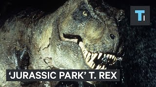 "Scientists at the University of Manchester have new proof that T. rex wasn't nearly as terrifying as we thought. The animal's tremendous size and weight prevented it from running at top speeds of 45 mph, like is shown in the blockbuster ""Jurassic Park."" If T. rex ran at those speeds its leg bones would have snapped under the force. Sad.Read more: http://www.businessinsider.com/saiFACEBOOK: https://www.facebook.com/techinsiderTWITTER: https://twitter.com/techinsiderINSTAGRAM: https://www.instagram.com/businessinsider/TUMBLR: http://businessinsider.tumblr.com/"