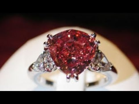 World's Most Expensive Colored Diamonds
