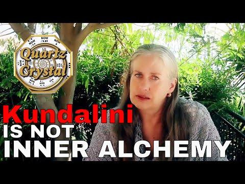 Kundalini is NOT Inner Alchemy THE MATRIX GAME of LIFE