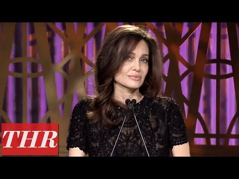 Angelina Jolie Full Speech At The Hollywood Reporter'S Women In Entertainment 2017 - Movie7.Online