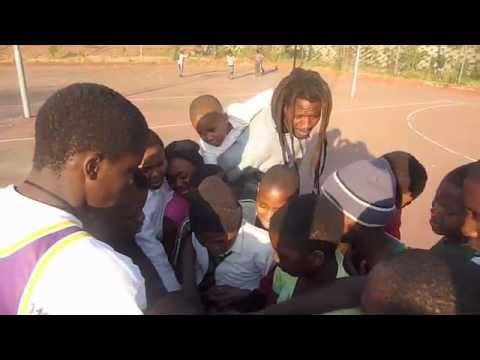 Basketball in Alexandra: A Game of Life