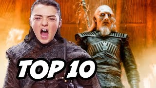Game Of Thrones Season 7 TOP 10 Death Predictions. Jon Snow, The Night King White Walkers, Benjin Stark Theory, Littlefinger ...