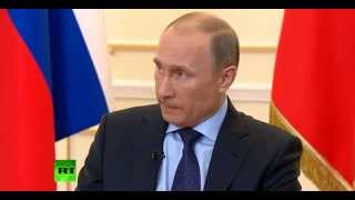 Путин пресс-конференция Полная Версия  4.03.2014 Press conference of Vladimir Putin