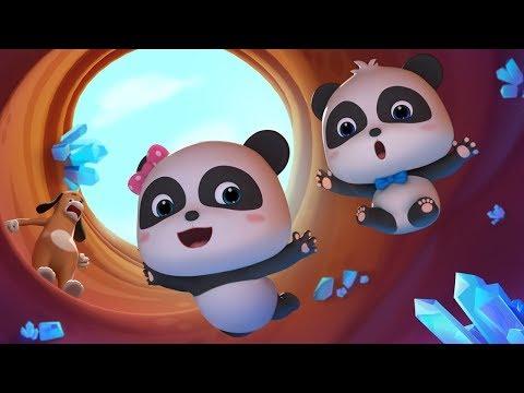 La Cueva Misteriosa   Dibujos Animados Infantiles   Kiki y Sus Amigos   BabyBus Español