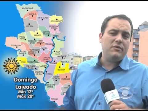 Vídeo Previsão do Tempo 17 04 2015