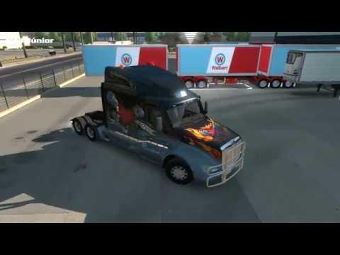 Reefer Triple-trailers Vawdrey v4.0 (v1.6.x)