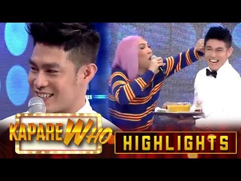Ion Perez Forgets His Punch Line | It's Showtime KapareWho