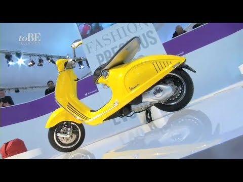 EICMA 2012: Grupo Piaggio - Vespa 946 e a nova Guzzi California e Aprilia Caponord