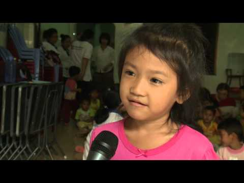 Give Life - Cambodia Joy Daycare Centre