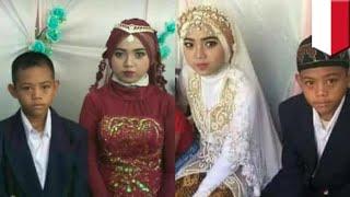 Video Pernikahan remaja 13 tahun dan 15 tahun jadi viral - TomoNews MP3, 3GP, MP4, WEBM, AVI, FLV Desember 2018