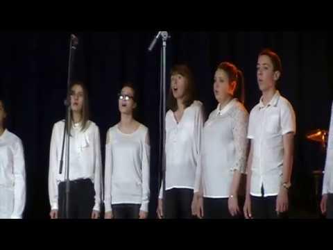 Calogero, Voler de nuit - Atelier vocal du collège Jean Rostand.
