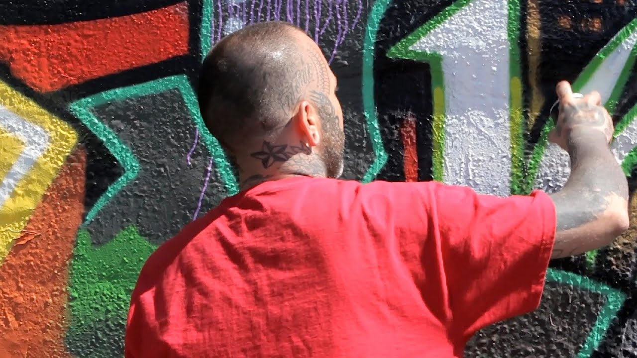 mural painting tips for creating a large mural art by howcast