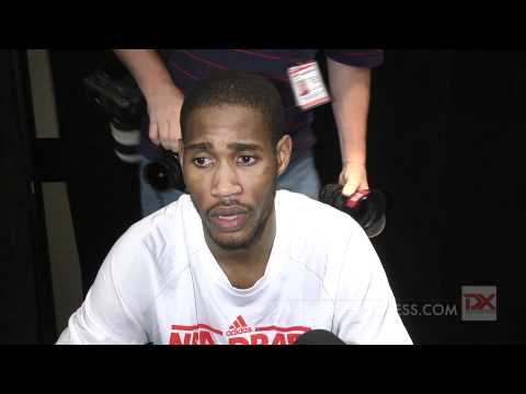Will Barton Draft Combine Interview