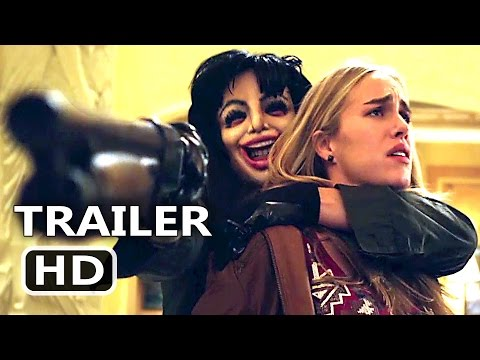 GET THE GIRL Official Trailer (2017) Action Comedy Movie HD