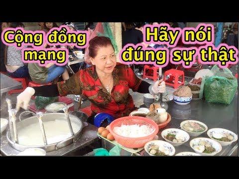 Bún nước cô Huyền vui nhộn bỗng trở nên u sầu, trầm lắng vì những lời ác ý - Ẩm thực Việt Nam 247 - Thời lượng: 10 phút.
