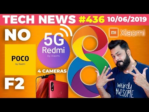 Redmi 5G Phone India, No Poco F2😔, Cheapest 6GB RAM Phone, iPhone XI With Type-C,Galaxy M40-TTN#436