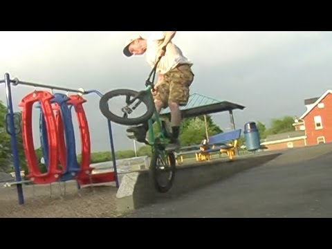 BMX - RAW EAST COAST STREET (видео)
