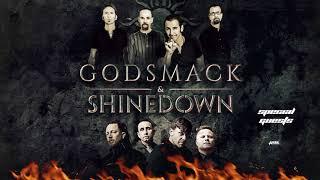 Godsmack & Shinedown @ BancorpSouth Arena