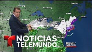 John Morales, treinta años estudiando el paso de los huracanes