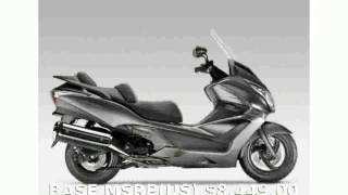 3. 2006 Honda Silver Wing ABS  Dealers Specs