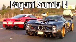 Video PAGANI em Curitiba! + 599GTO, Speciale, Lamborghini, Porsche e mais! MP3, 3GP, MP4, WEBM, AVI, FLV Mei 2019