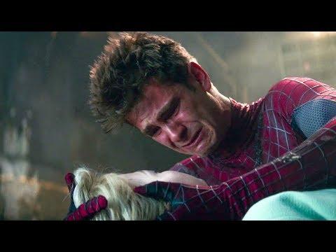 The Amazing Spider-Man 2 (2014) - Gwen Death Scene | Movie Access