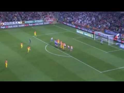 Granada Vs. Barcelona 1-2 All Goals & Hihglights HD ( 16.02.2013)