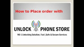 How to Unlock T-mobile iPhone