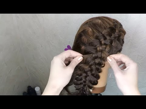 Easy Party hairstyle 2019  Hair Style Girl  Best Hairstyles for long hair
