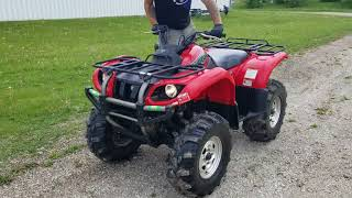5. 2002 Yamaha Grizzly 660 SUPER CLEAN & LOW Hrs. For Sale From Saferwholesale.com
