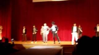 2009/12/13七個教室聯合美容秀~偉傑MJ&不合群之舞群