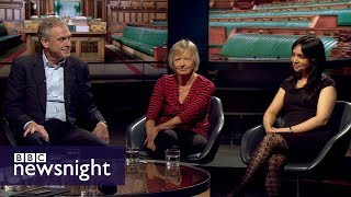 What happens if the UK doesn't get a deal on Brexit? DEBATE - BBC Newsnight
