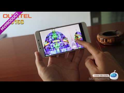 OUKITEL U15S Octa-core 4G Phone w/ RAM 4GB, ROM 32GB - Grey