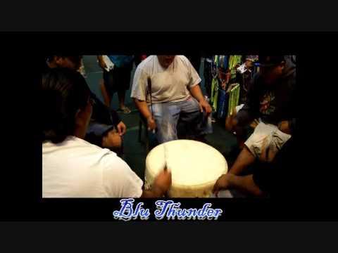BLU THUNDER Indio Powwow 2008